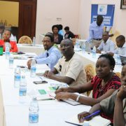 Cross section of participants from Savation Army, Child fund, BUACOFE, FENU & Blessed Child Care Foundation