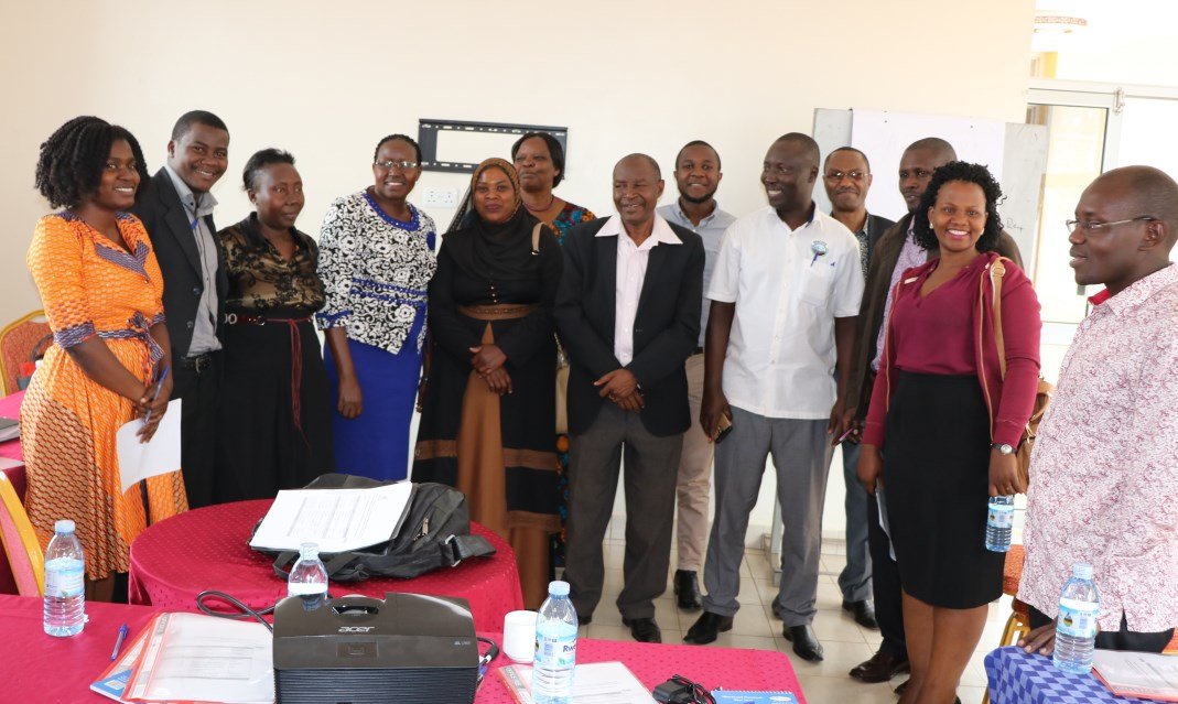 ESD NETWORK UGANDA HOLDS ANNUAL GENERAL MEETING