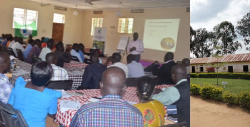 Building capacities of educators and trainers